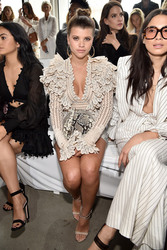 Sofia Richie - Zimmermann Fashion Show in NYC 9/10/18