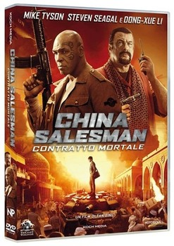 China Salesman - Contratto mortale (2017) DVD9 Copia 1:1 ITA ENG