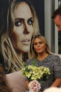 Patsy Kensit -                          Marks and Spencer Cheshire Oaks Liverpool July 7th 2018.