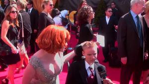 Christina Hendricks at the 63rd Annual Primetime Emmy Awards in LA - September 18, 2011 8c2f9a902571274
