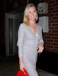Karlie Kloss - Arriving at the Pre-Met Gala Party in NYC 5/5/18