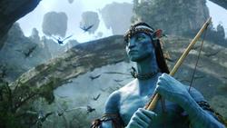 Аватар / Avatar (Сэм Уортингтон, Зои Салдана, Сигурни Уивер, 2009) 89d0e61091452144
