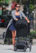 Irina Shayk - Out in NYC 5/23/18