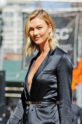 Karlie Kloss - Out in NYC 3/11/19
