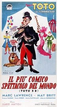 Il Piu  Comico Spettacolo  Del Mondo – Toto (1953) iTA - STREAMiNG