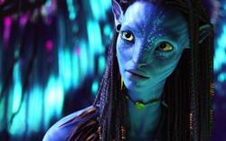 Аватар / Avatar (Сэм Уортингтон, Зои Салдана, Сигурни Уивер, 2009) 88172e1091452214