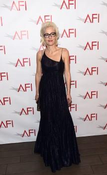 Gillian Anderson,  AFI Awards, LA, 05/01/2018