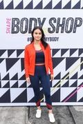 Camila Mendes -             SHAPE's 3rd Annual SHAPE Body Shop Pop-Up Hudson Loft Los Angeles June 23rd 2018.
