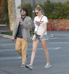 Kate Upton - Out in Beverly Hills 2/4/18