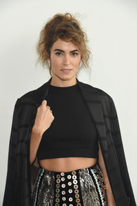 Nikki Reed - Naeem Khan Fashion Show in NYC 9/11/18