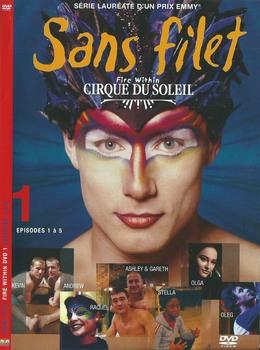 Cirque du soleil - Sans filet (2007) 3xDVD9 COPIA 1:1 ENG SUB ITA MULTI