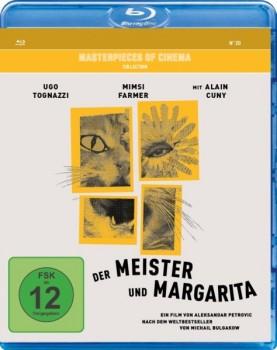 Il maestro e Margherita (1972) Full Blu-Ray 19Gb AVC ITA GER DTS-HD MA 2.0