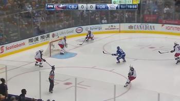 NHL 2018 - RS - Columbus Blue Jackets @ Toronto Maple Leafs - 2018 11 19 - 720p 60fps - English - SN 06a4b91038495534