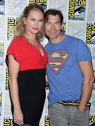 Rebecca Romijn -  'The Death of Superman' film Photocall during Comic Con in San Diego 7/20/18