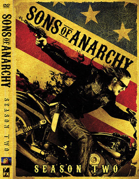 Sons Of Anarchy (2009) Stagione 2 [Completa] 4XDVD9 Copia 1:1 ITA ENG SPA