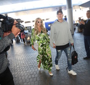 Paris Hilton - At LAX Airport 6/9/18
