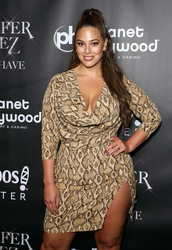 Ashley Graham - 'Jennifer Lopez: All I Have' residency finale afterparty in Las Vegas 9/29/18