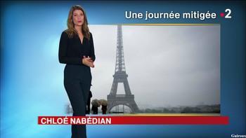Chloé Nabédian - Août 2018 5df84e955417014