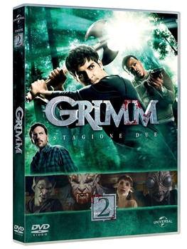 Grimm - Stagione 2 (2012-2013) 6xDVD9 Copia 1:1 ITA-ENG