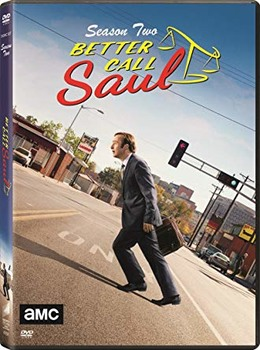 Better Call Saul - Stagione 2 (2016) [Completa] 3xDVD9 COPIA 1:1 ITA ENG GER