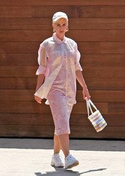 Katy Perry - Attending church service in LA 3/24/19