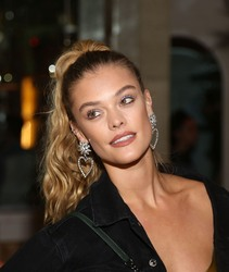 Nina Agdal - Celebration of the 10 Year Anniversary of DANNIJ, 10/23/2018