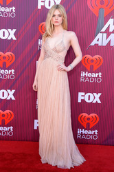 Elle Fanning - 2019 iHeartRadio Music Awards in LA 3/14/19