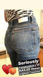Sophia Bush in Jeans - 5/7/18 Instagram Stories