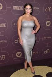 Ashley Graham - Warner Music Group Pre-Grammy Celebration in NYC 1/25/18