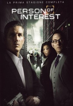 Person of interest - Stagione 1 (2011)  6 X DVD9 COPIA 1:1 ITA-ENG-TED