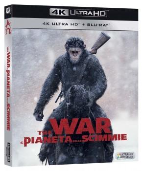 The War - Il pianeta delle scimmie (2017) Full Blu-Ray 4K 2160p UHD HDR 10Bits HEVC ITA DTS 5.1 ENG TrueHD 7.1 MULTI