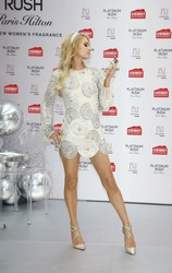 Paris Hilton - Launch of her new fragrance Platinum Rush in Melbourne 11/23/18