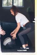 Irina Shayk - At the gym in LA 9/25/18