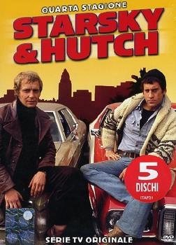 Starsky & Hutch - Stagione 4 Completa (1975-79) 4xDVD9 1xDVD5 Copia 1.1 ITA Multi