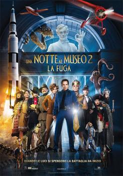 Una notte al museo 2 - La fuga (2009) DVD9 COPIA 1:1 ITA MULTI
