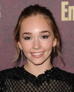 Holly Taylor - 2018 EW pre-Emmys party