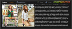 Haley Hanes Hayley - F+V Girl$ _ Young Secretary