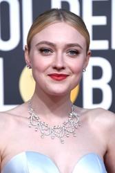 Dakota Fanning - 2018 Golden Globe Awards in LA 1/6/19