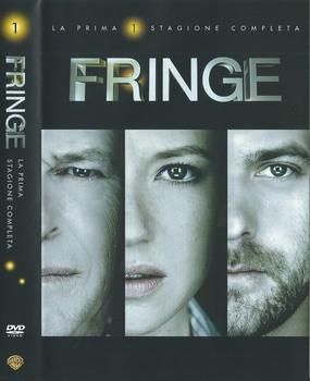 Fringe - Stagione 1 (2008-2009) 7xDVD9 Copia 1:1 ITA-ENG