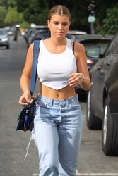 Sofia Richie - Out in Hollywood 10/2/18