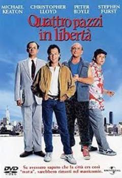 4 Pazzi in libertà (1989) DVD9 COPIA 1:1 ITA MULTI