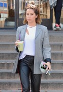 Ashley Tisdale - Leaving Coffee Bean & Tea Leaf in LA 5/31/18