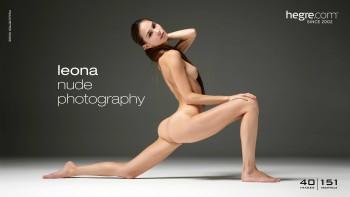 Leona Mia Leona - Nude Photography  07/25/19