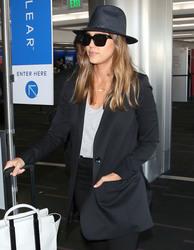 Jessica Alba - At LAX Airport 6/25/18