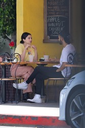 Selena Gomez - Having lunch in Beverly Hills 9/21/18