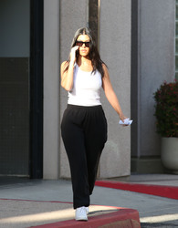 Kourtney Kardashian - Out in Calabasas 4/24/19