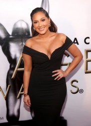 Adrienne Bailon - 48th NAACP Image Awards in Pasadena 1/15/18