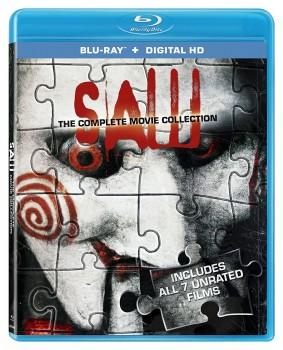 Saw - Saga Completa (2004-2010) [2D-3D] Full Blu-Ray AVCVC-1 227Gb ITA ENG DTS-HD MA 5.1