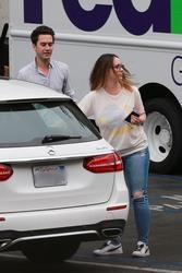 Jennifer Love Hewitt - Out in Santa Monica 6/6/2018 a9a8dd887898124