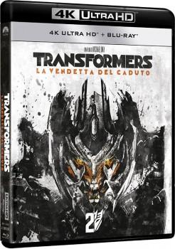 Transformers - La vendetta del caduto (2009) Full Blu-Ray 4K 2160p UHD HDR 10Bits HEVC ITA DD 5.1 ENG TrueHD 7.1 MULTI